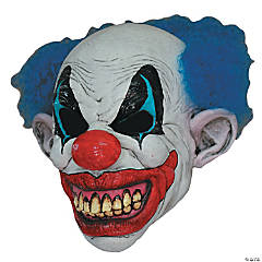 Adult's Puddles the Clown Mask