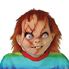 Adult's Seed of Chucky Mask