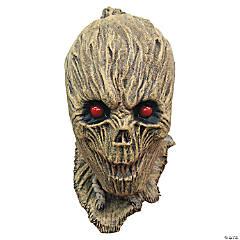 Adult's Shrunken Scarecrow Mask