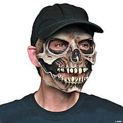 Adult's Skull Cap Face Mask