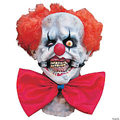 Adult's Smiley Clown Mask