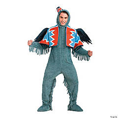 Adult's the Wizard of Oz™ Winged Monkey Costume