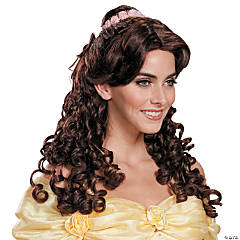 Adult's Ultra Prestige Belle Wig