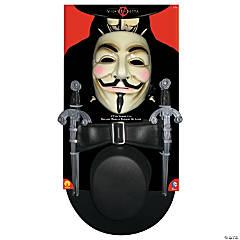 Adult's V for Vendetta Costume