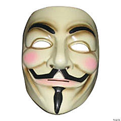 Adults' V for Vendetta™ Mask