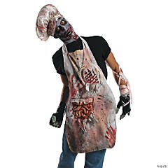 Adult's Zombie Butcher Apron