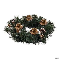 Advent Wreath Christmas Décor
