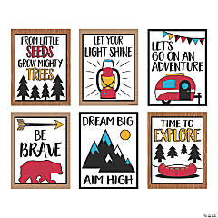 Adventure Motivational Posters