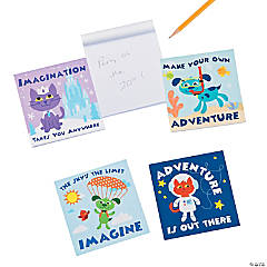 Adventure Pet Notepads