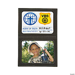 Agents of Truth Magnetic Picture Frame VBS Craft Kit - 48 Pc.