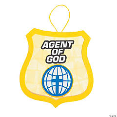 Agents of Truth Tissue Acetate VBS Craft Kit