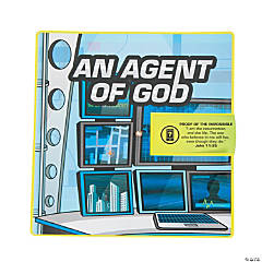 Agents of Truth VBS Story Wheel