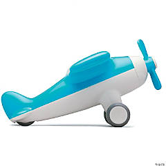 Airplane Toy: Blue