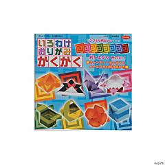 Aitoh Origami Paper Irowake Squares