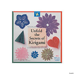 Aitoh Unfold The Secrets Of Kirigami Kit