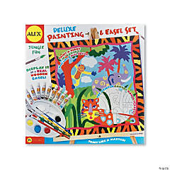 Alex Toys Deluxe Painting & Easel Set