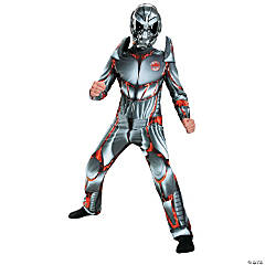 Alien Warrior Classic Costume For Boys