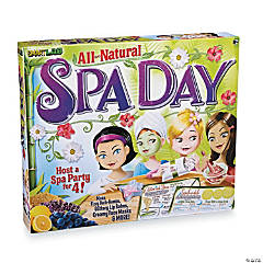All Natural Spa Day