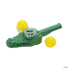 Alligator Blow Ball Cup Games