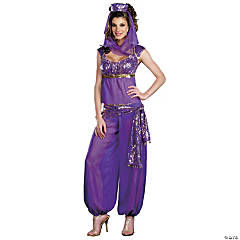 Ally Kazaam Adult Women's Costume