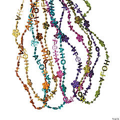 Aloha Beaded Necklaces