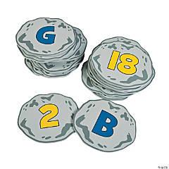 Alphabet & Number Recognition Step Game