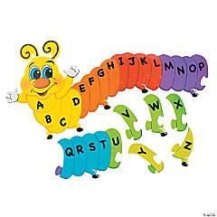 Alphabet Order Puzzle