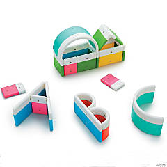 Alphabuild Magnetic Alphabet Toy