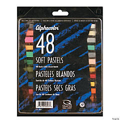 Alphacolor Soft Pastel Basic Set
