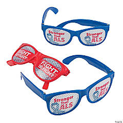 ALS Awareness Pinhole Glasses