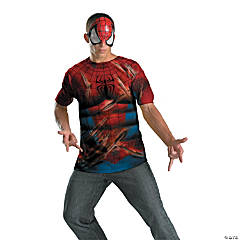 Alternative Adult Man's Spiderman Costume