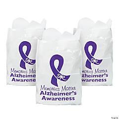 Alzheimer's Awareness Bags