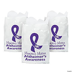 Alzheimer's Awareness Bags