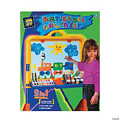 AMAV Art Easel & Activity Set