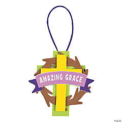 Amazing Grace Ornament Craft Kit