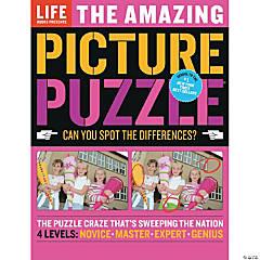 Amazing LIFE Picture Puzzles