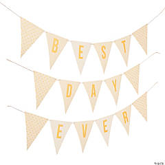 American Crafts™ Best Day Ever Watercolor Banner