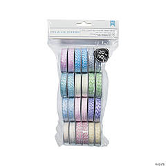 American Crafts Pastel Baker's Twine Assortment