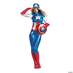 American Dream Bodysuit Costume For Women