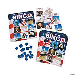 American Symbols Premium Bingo Game
