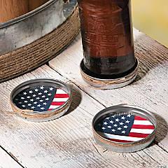 Americana Coasters Idea