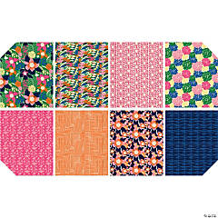 Amy Reber Half Yard Bundle-8Pc Jessamine