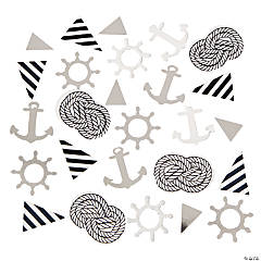 Anchor & Pennant Confetti