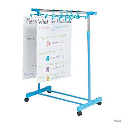 Anchor Chart Storage Rack