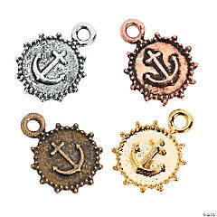 Anchor Coin Charm Assortment