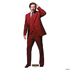 Anchorman 2 Ron Burgundy Stand-Up