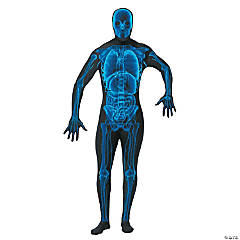 X-Ray Skin Suit Costume for Adults