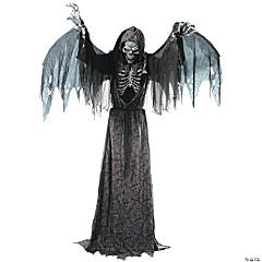 Angel of Death Life Size Animated Decoration