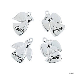 Angel of Faith Charms