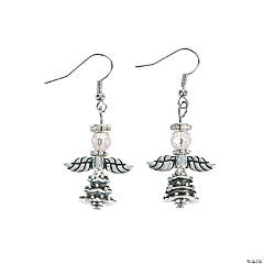 Angel Tree Earrings Craft Kit